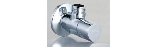 Rohové a výtokové ventily