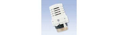 Radiátorové ventily, termostatické hlavice