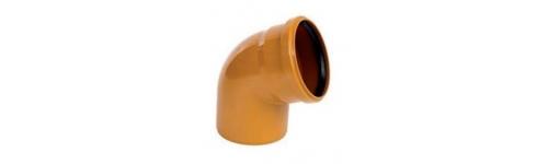 Kolená- kanalizačné tvarovky