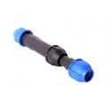 Teleskopická opravná spojka, pre 40 mm hadicu
