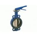 Medziprírubová uzatváracia klapka DN100/PN16