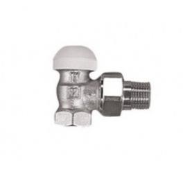 """Radiátorový termostatický ventil rohový TS-90 3/8"""" HERZ"""